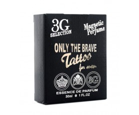 DIESEL ONLY THE BRAVE ΤATTOO TYPE ESSENCE PERFUME