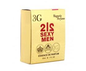 212 SEXY MEN CAROLINA HERRERA TYPE ESSENCE PERFUME