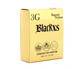 BLACK XS L' EXCES FOR HIM PACO RABANNE TYPE ESSENCE PERFUME