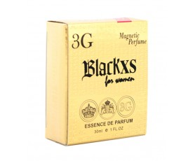 BLACK XS l'exces FOR HER PACO RABANNE TYPE ESSENCE PERFUME