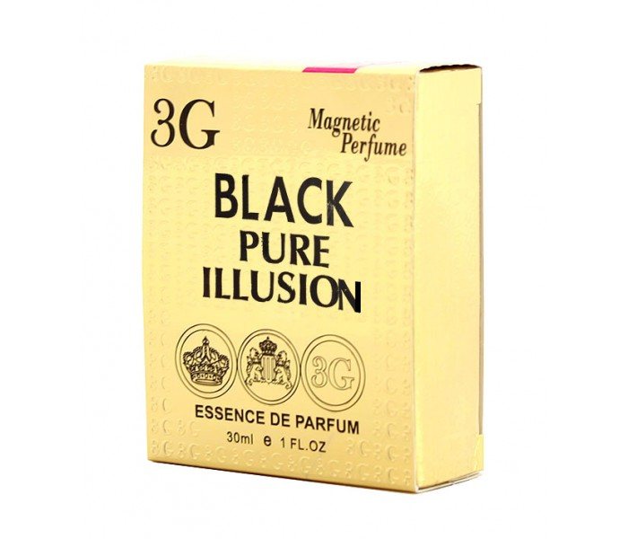 BLACK OPIUM PURE ILLUSION YSL TYPE ESSENCE PERFUME
