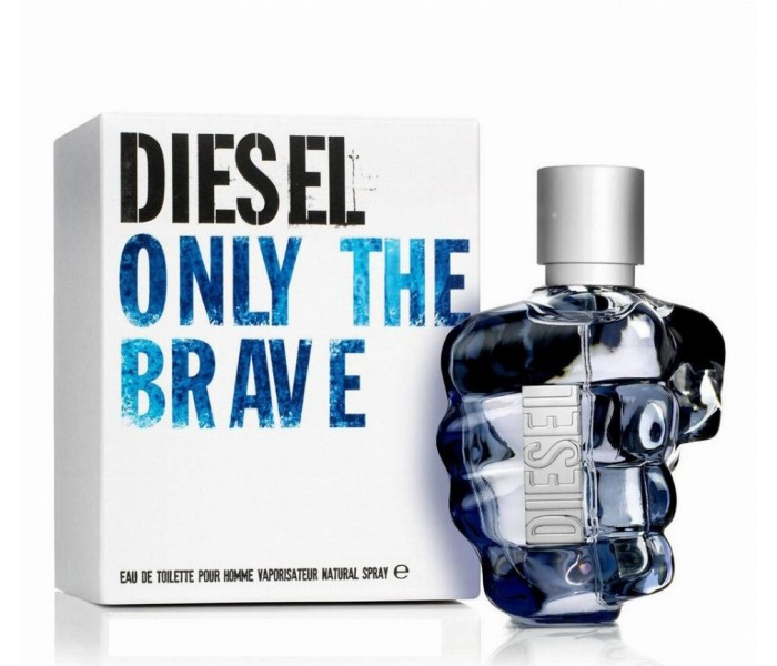 DIESEL ONLY THE BRAVE TYPE ESSENCE PERFUME