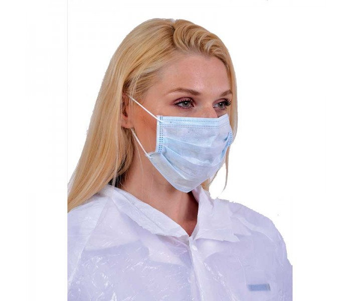 Χειρουργική Μάσκα Προστασίας Προσώπου